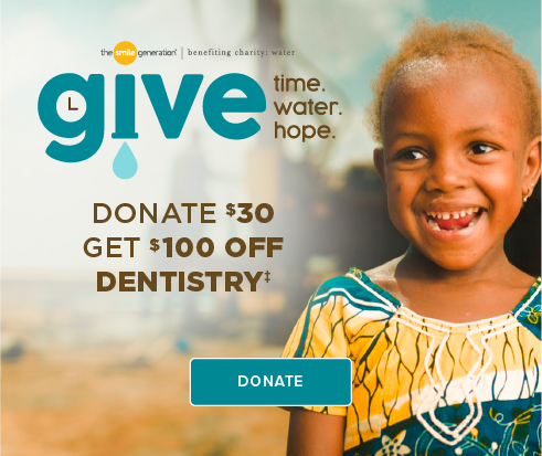 Donate $30, Get $100 Off Dentistry - Dentists  of Greeley